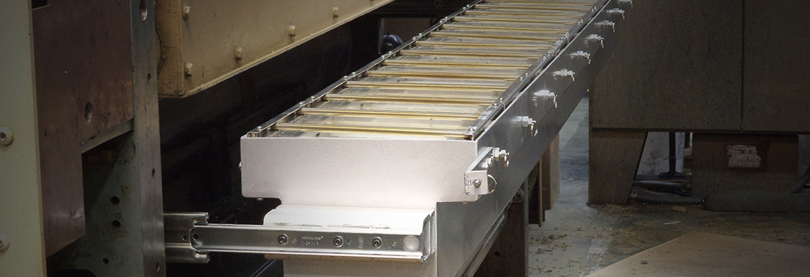Quality IR drying systems in corrugated industry