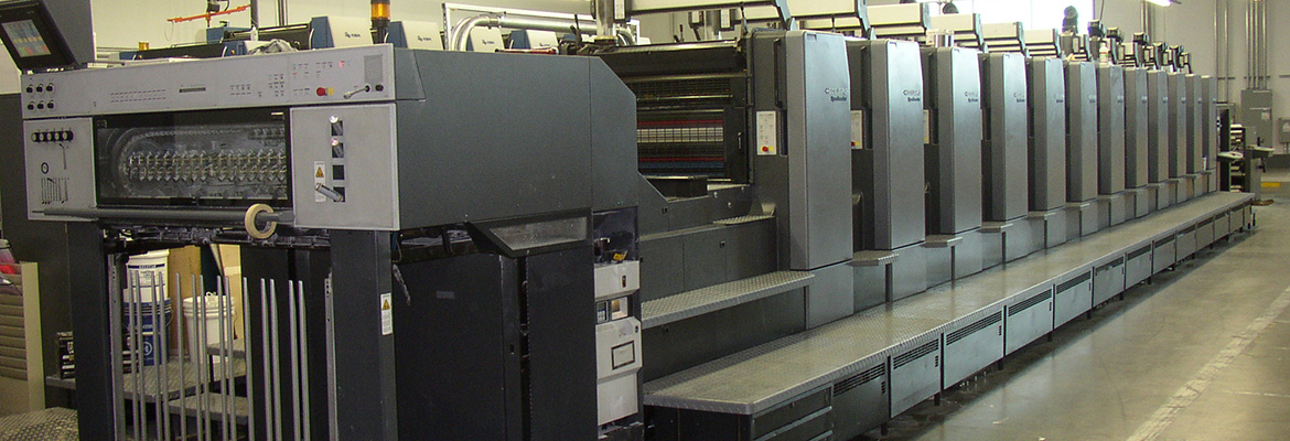 Sheetfed Ultraviolet Curing Systems